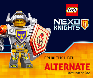 ALTERNATE - LEGO Nexo Knights