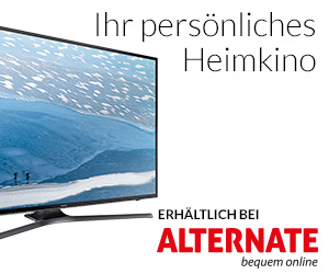 TV und Audio bei ALTERNATE.DE