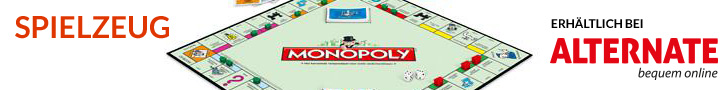 Monopoly bei ALTERNATE