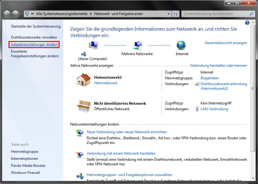 Laptop Netbook Als Wlan Stick Ersatz Fur Desktop Pc Verwenden